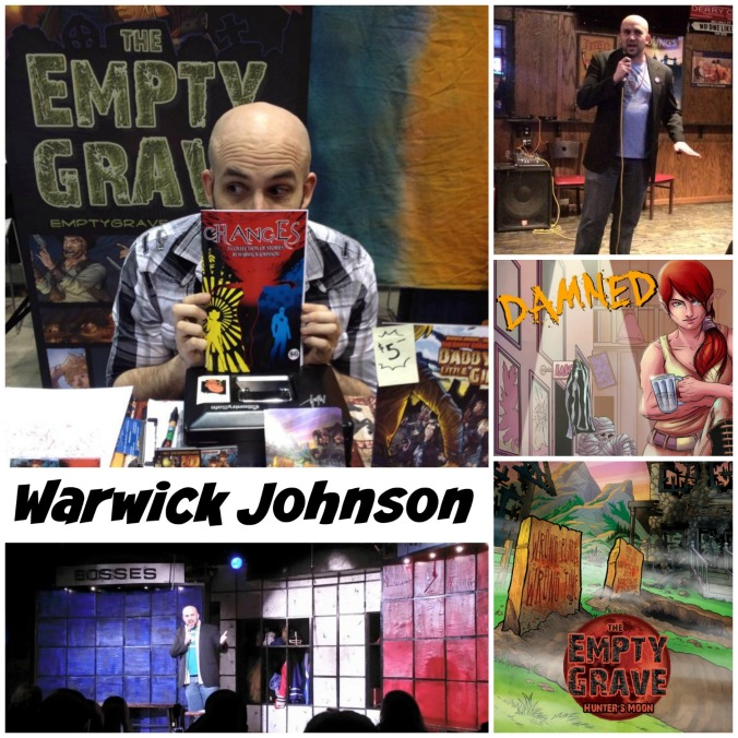 Warwick Johnson dot com